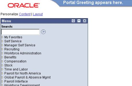 Using the pia welcome message the peoplesoft tipster blog welcome message example m4hsunfo