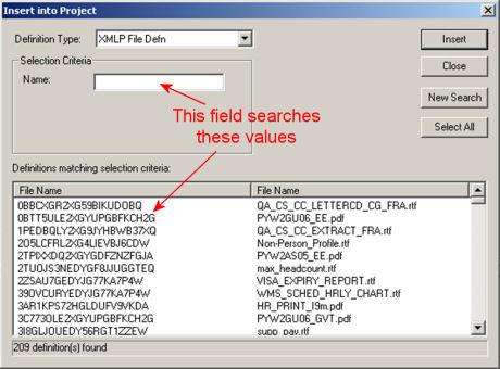 XMLP File Defn 1