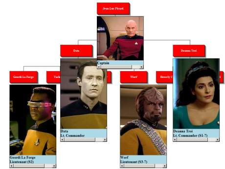 org chart pictures